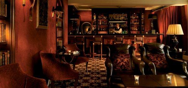 DRINK: Chewton Glen Hotel & Spa, New Milton, New Forest, Hampshire, BH25 6QS, UK