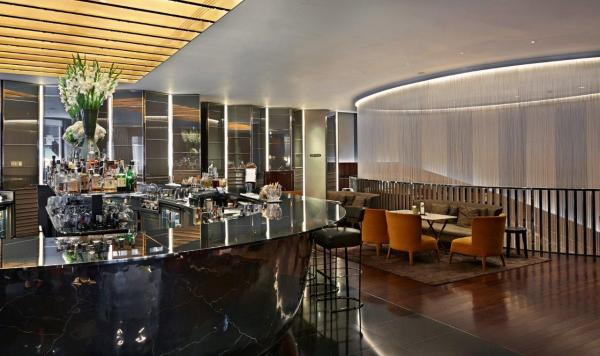 DRINK: Il Bar, Bulgari Hotel & Residences London, 171 Knightsbridge, SW7 1DW