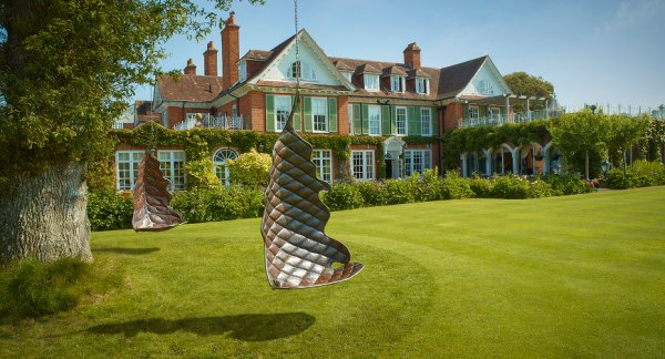 Eat, Drink, Sleep: The perfect indulgent stay at Chewton Glen Hotel by Sunseeker Poole