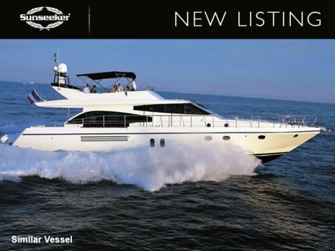 """Sunseeker Cannes list stunning Guy Couach 195 Fly """"ORPHEE"""", asking €775,000 Tax Paid"""