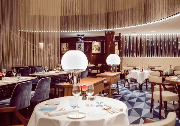EAT: Rivea Restaurant, Bulgari Hotel & Residences London, 171 Knightsbridge, SW7 1DW