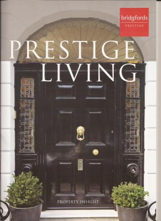 Luxury Cheshire-based Estate Agents Bridgfords have launched a new Prestige Living Magazine