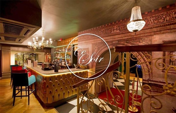DRINK: Ce Soir, 10 Caledonia Place, Weighbridge, St Helier, Jersey, JE2 3NG