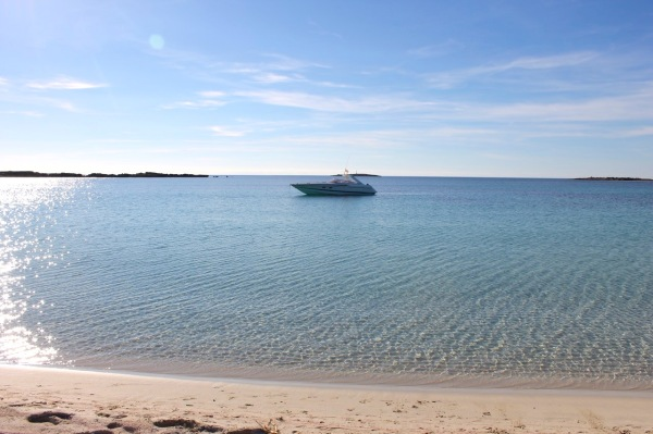 With turquoise waters and white and golden sands, Formentera is a stunning place to visit by boat when you are in Ibiza