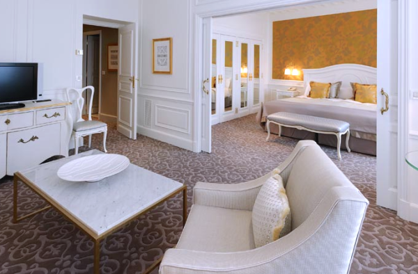 SLEEP: Hôtel Hermitage Monte-Carlo, Square Beaumarchais, MC 98000, Monaco