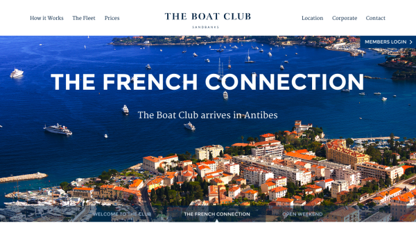 For more information on The Boat Club, please visithttp://boatclub.co