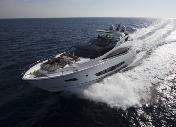 Sunseeker Turkey will shortly deliver the first Sunseeker 86 Yacht to Turkish waters