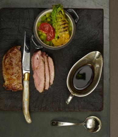 EAT: Corrigan's Restaurant, 28 Upper Grosvenor Street, London, W1K 7EH
