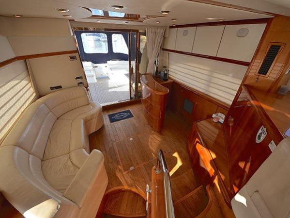 "Sunseeker Manhattan 56 ""HIGHLANDER"" listed by Sunseeker Southampton"