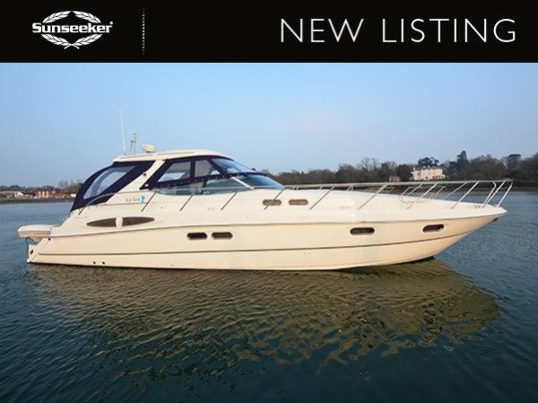"Sealine S48 ""IVY SEA"" - £149,950 VAT Paid"