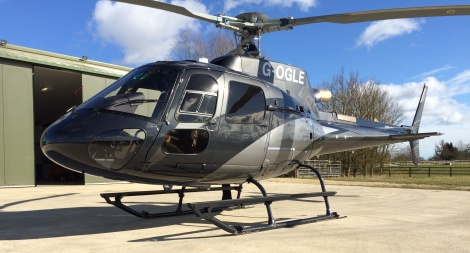 Sunseeker London will work alongside Airbus Helicopters at The Elite London event