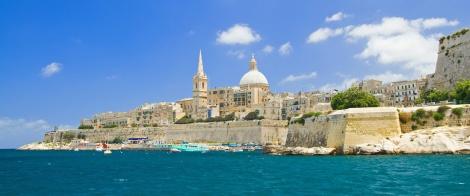 SLEEP: The Hilton Malta Hotel, Portomaso, St Julian's, Malta