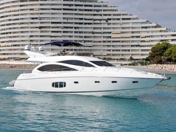 "Sunseeker Manhattan 70 ""HAPPY HOURS III"""