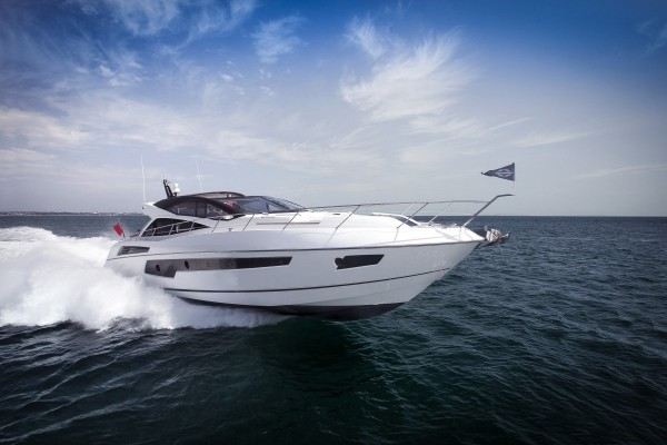 Sunseeker London is an official distributor of Sunseeker motor yachts, from 40 to 155 feet