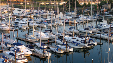 Premier's Swanwick Marina is home the the Argentex British Motor Yacht Show