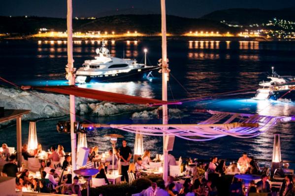 DRINK: Island Club Restaurant, Sounio Av, 16672, Varkiza, Athens Riviera