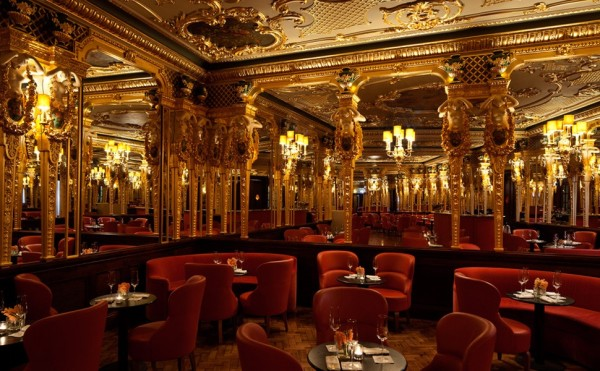 DRINK: The Oscar Wilde Bar, Café Royal, 8-10 Air Street, London, W1B 5AB