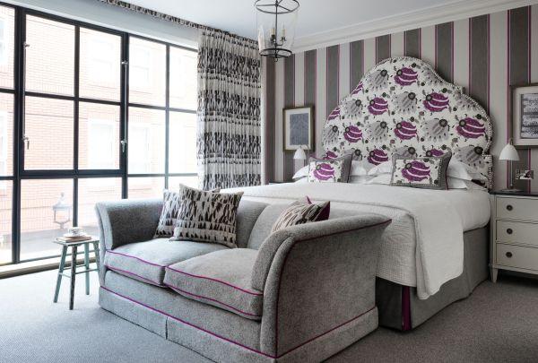 SLEEP: Ham Yard Hotel, 1 Ham Yard, London, W1D 7DT