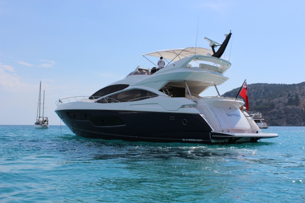 Sunseeker Mallorca announce completion and handover of Sunseeker 80 Sport Yacht