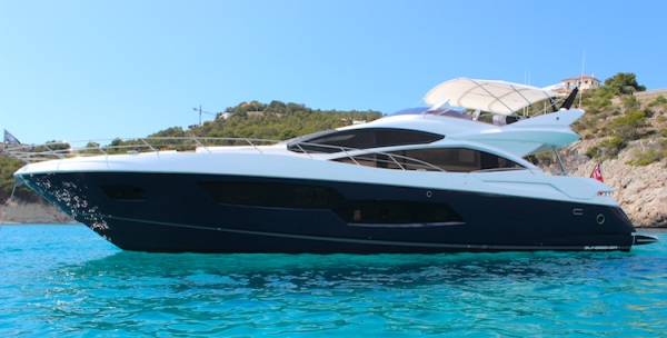 Sunseeker Mallorca also recently completed the sale and handover of a new Sunseeker 80 Sport Yacht