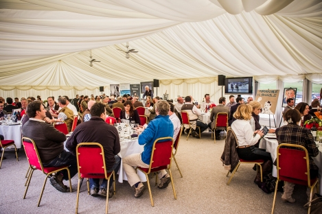 The day culminated in an exciting auction of outstanding experiences