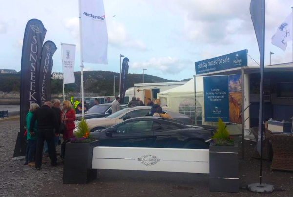 Event Review: Sunseeker Cheshire at the All Wales Boat Show 2015