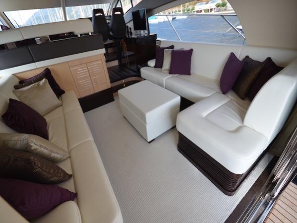 """ORCHID"" is sold as a Sunseeker Dealer Approved vessel, with a part exchange scenario considered"