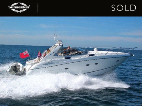 Sunseeker Channel Islands complete on 2nd sale this month