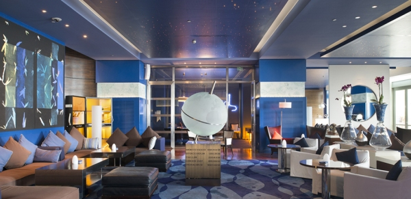 DRINK: Blue Gin, Monte-Carlo Bay Hotel & Resort, 40 Avenue Princesse Grace, MC 98000, Monaco