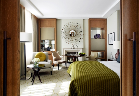 SLEEP: Corinthia Hotel London, Whitehall Place, London, SW1A 2BD