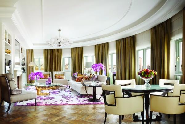 SLEEP: Corinthia Hotel London, Whitehall Place, London, SW1A 2BD