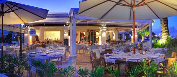 EAT: Trattoria del Mar, Port Deportivo Marina Botafoch, 07800 Ibiza