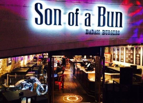 EAT: Son of a Bun, 30 Route de la Piscine, MC 98000, Monaco