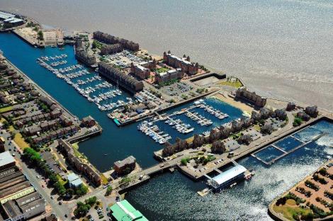 Liverpool Marina, Coburg Wharf, Sefton Street, Liverpool, L3 4BP