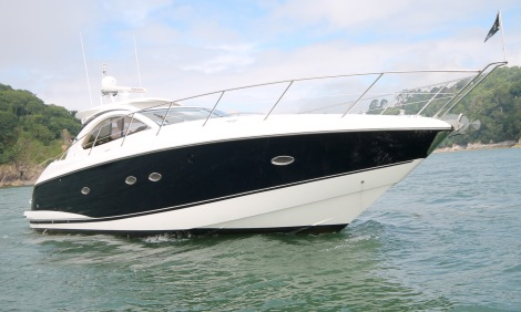 SEA MONKEY is a fantastic treat for the summer and is shown her in all her glory on the water