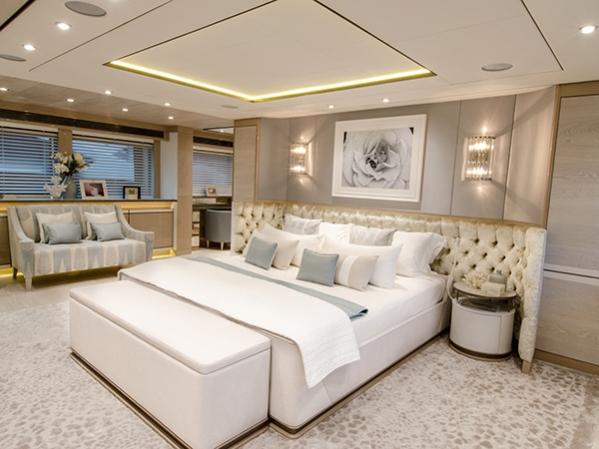 Beautiful spacious rooms, boast beautiful decor and bespoke designs