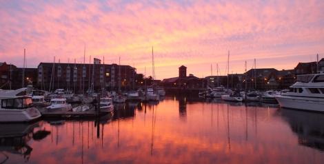Swansea Marina 3