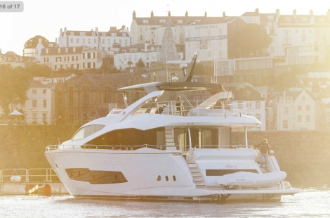 CHERRY will spend the summer cruising the Mediterranean before heading down to el Gouna on the Egyptian Red Sea