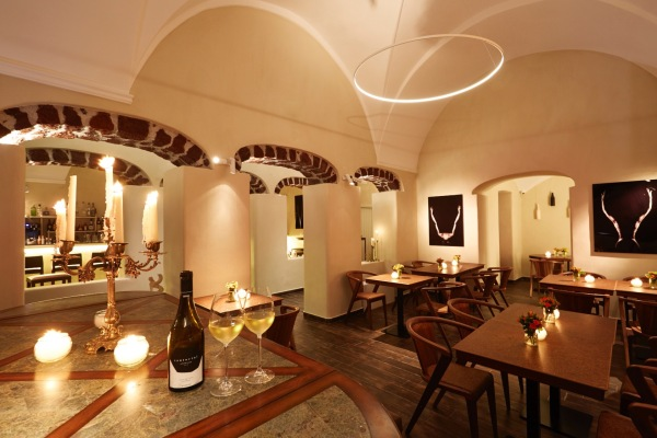 Sphinx Wine Bar - located in Oia - is the must place for tasting the best Greek and international wines