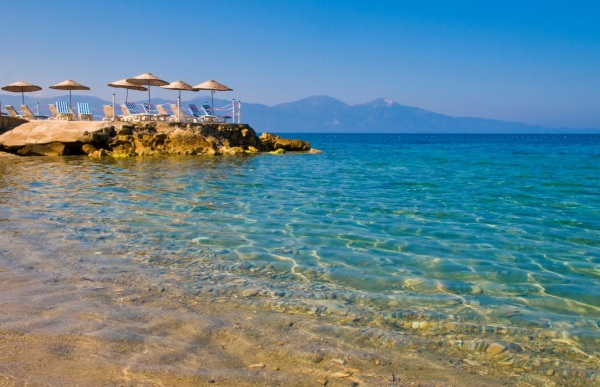 Hundreds of beaches and marinas in Turkey have been awarded the 'Blue Flag' offering the cleanliest and clearest water