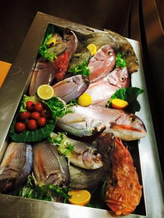 Local fishermen deliver fresh fish and seafood daily which together with local produce is guaranteed to satisfy the most discerning palates