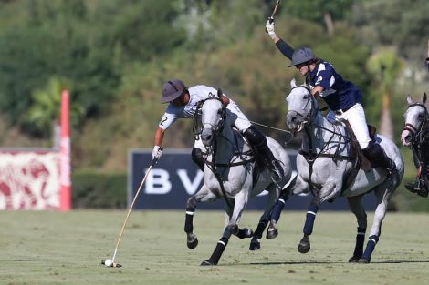 The Santa Maria Polo Club, Sotogrande is currently hosting the 44th Land Rover International Polo Tournament