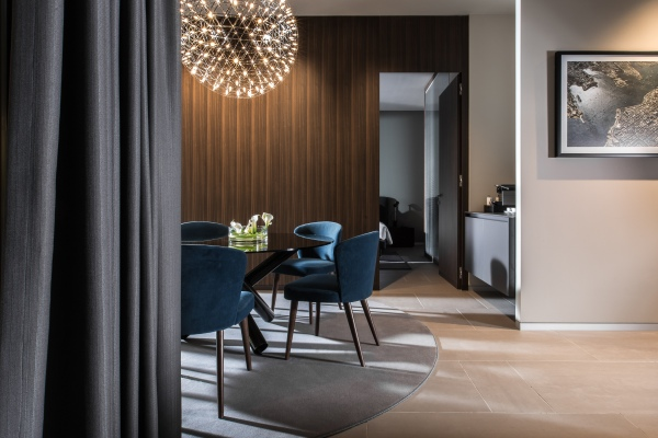 All 30 newly built Highline Suites will range between 90 and 120 square metre and are beautifully designed with an emphasis on understate elegance
