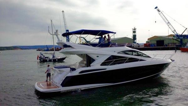 The concept of the '3,2,1' event came from a scheduled monthly sales meeting in which the Sunseeker sales teams expressed an interest in offering 'sea trials' to potential clients