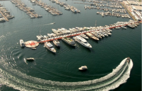 The Istanbul Boat Show will take place from 6th-11th October