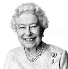 Her Majesty the Queen by David Bailey