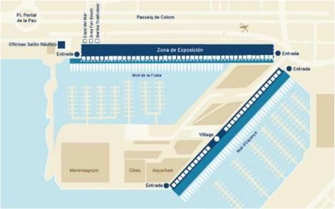 Marina Port Vell Address SHOW LOCATION: Carrer de l'Escar, 26, 08039, Barcelona City District Ciutat Vella: Port Vell
