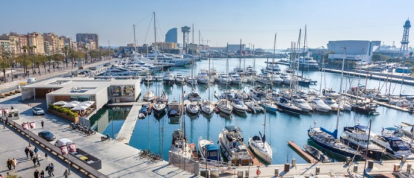 OneOcean Port Vell is a world-class home port for superyachts, perfectly positioned in the heart of Barcelona