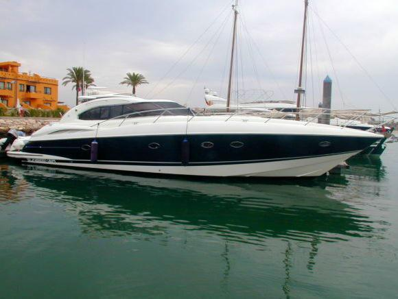 'SLIP STREAM' has been meticulously looked after and maintained by our very own Sunseeker team in Mallorca