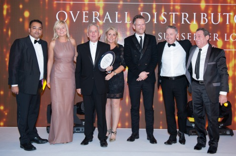 The awards show the Sunseeker London Group commitment to ensuring the very best in sales, marketing and service is delivered to international clients and boat owners within our group